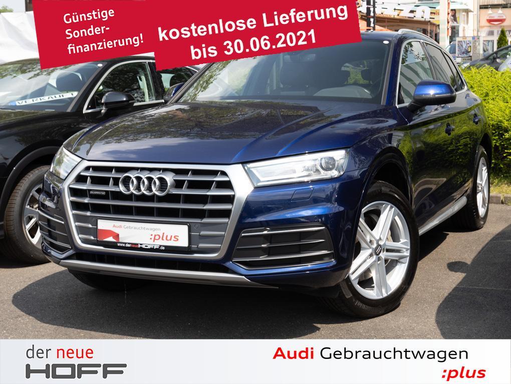 Audi Q5 2.0 TDI quattro S-Line Pano AHK Navi Magnetic, Jahr 2018, Diesel