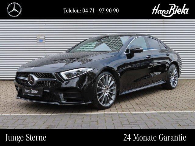 Mercedes-Benz CLS 400 d 4M AMG/20''/SHD/COM/Wide/Multib./Mass, Jahr 2017, Diesel