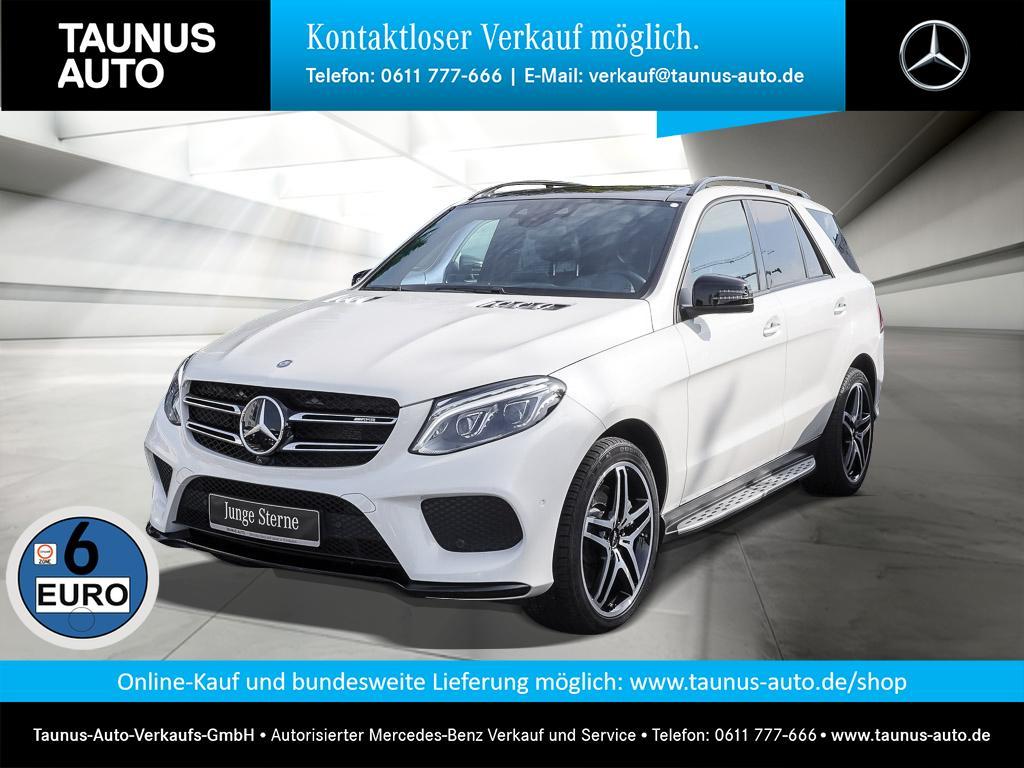 Mercedes-Benz GLE 43 AMG COMAND PANORAMA EXCLUSIVE NIGHT, Jahr 2017, Benzin