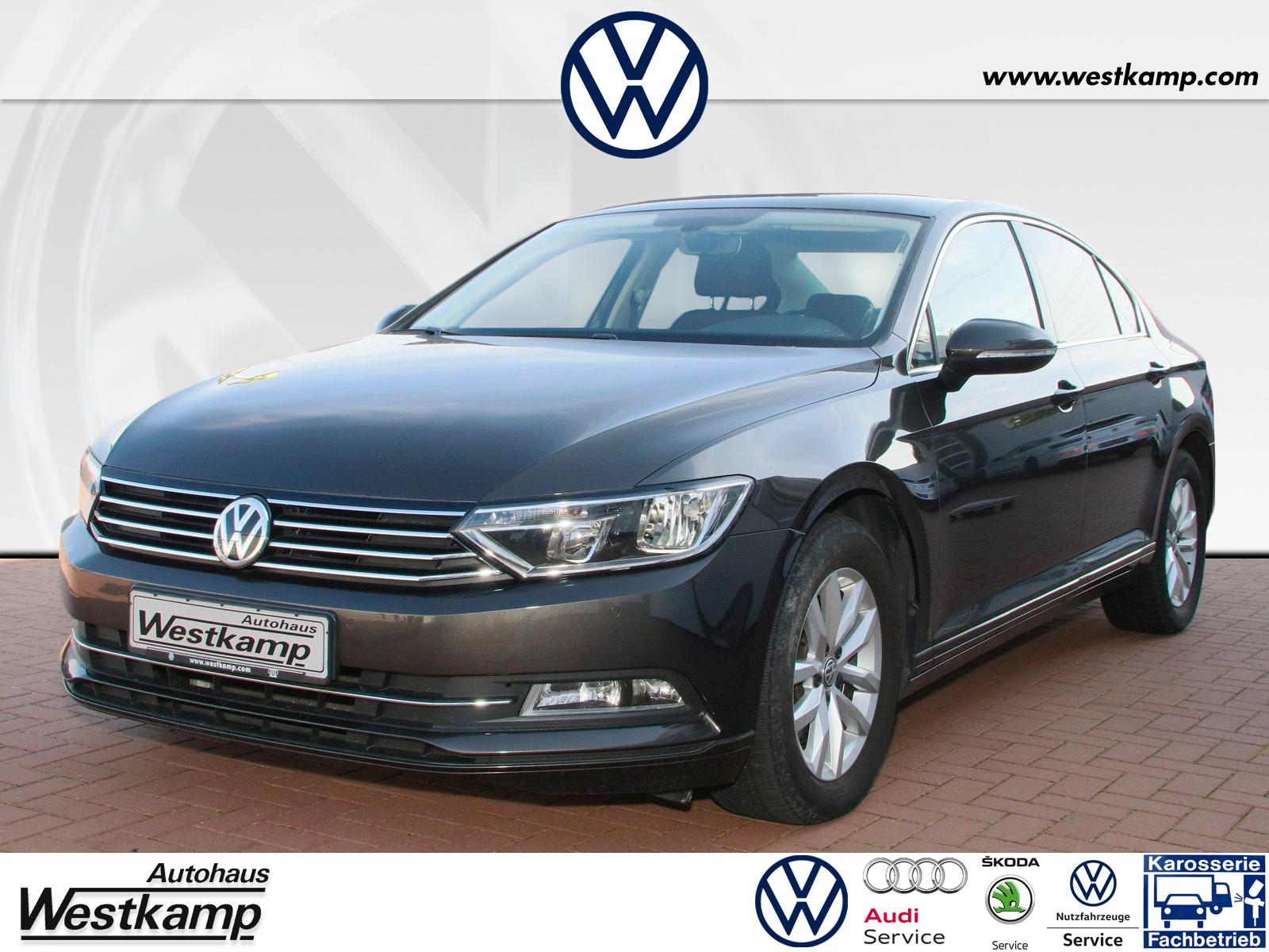 Volkswagen Passat 1.4TSI Comfortline 6-Gang ParkPilot Navi Klima Shz, Jahr 2015, Benzin