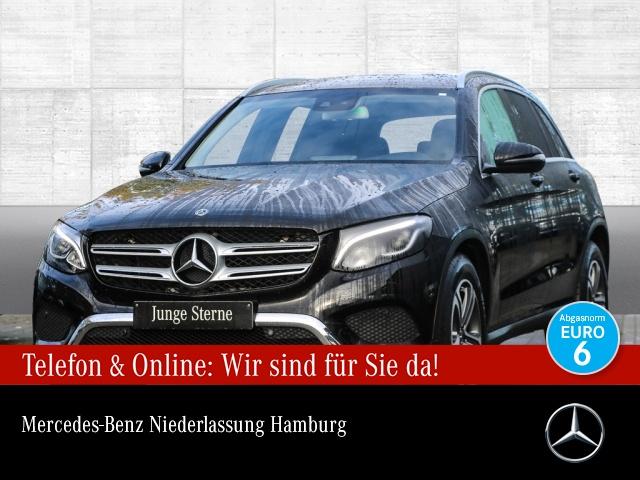 Mercedes-Benz GLC 350 d 4M Exclusive COMAND LED Kamera PTS 9G, Jahr 2017, Diesel