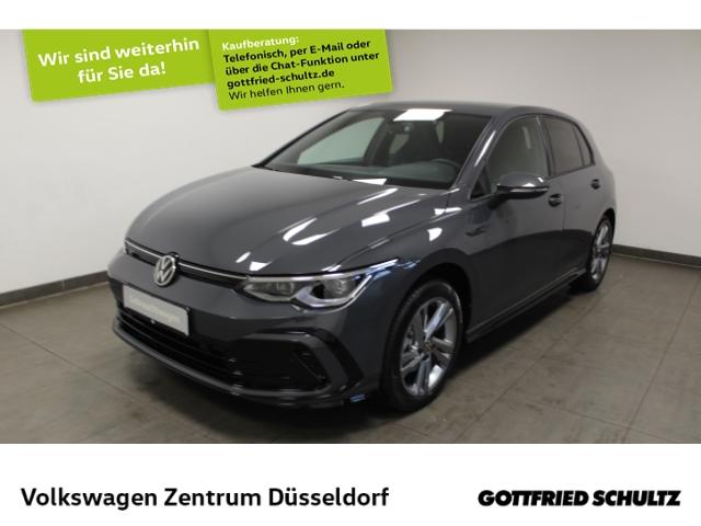 Volkswagen Golf VIII 1.5 eTSI DSG R-Line *LED*NaviPro*Kamera*Keyless*, Jahr 2020, Benzin