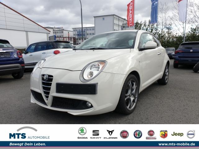 Alfa Romeo MiTo SBK 1.4 TB MultiAir16V, Jahr 2013, Benzin