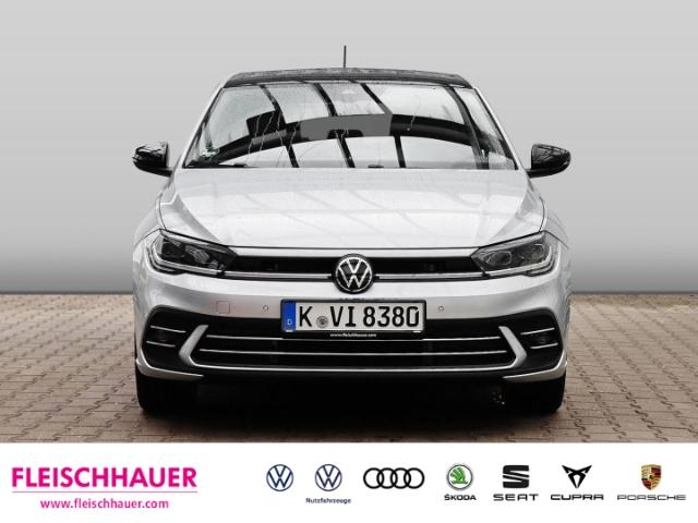 Volkswagen Polo VI Style 1.0 TSI NAVI KLIMA SHZ PDC ACC, Jahr 2021, Benzin