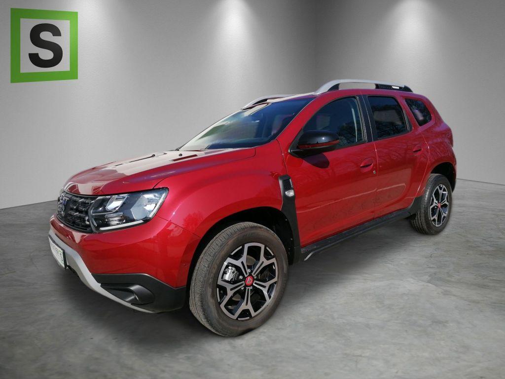 Dacia Duster TCe 150 2WD GPF Redline Tageszulassung, Jahr 2019, Benzin