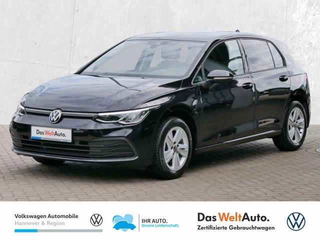 Volkswagen Golf VIII 1.5 TSI Life Navi LED klima ACC DigCockpit, Jahr 2020, Benzin