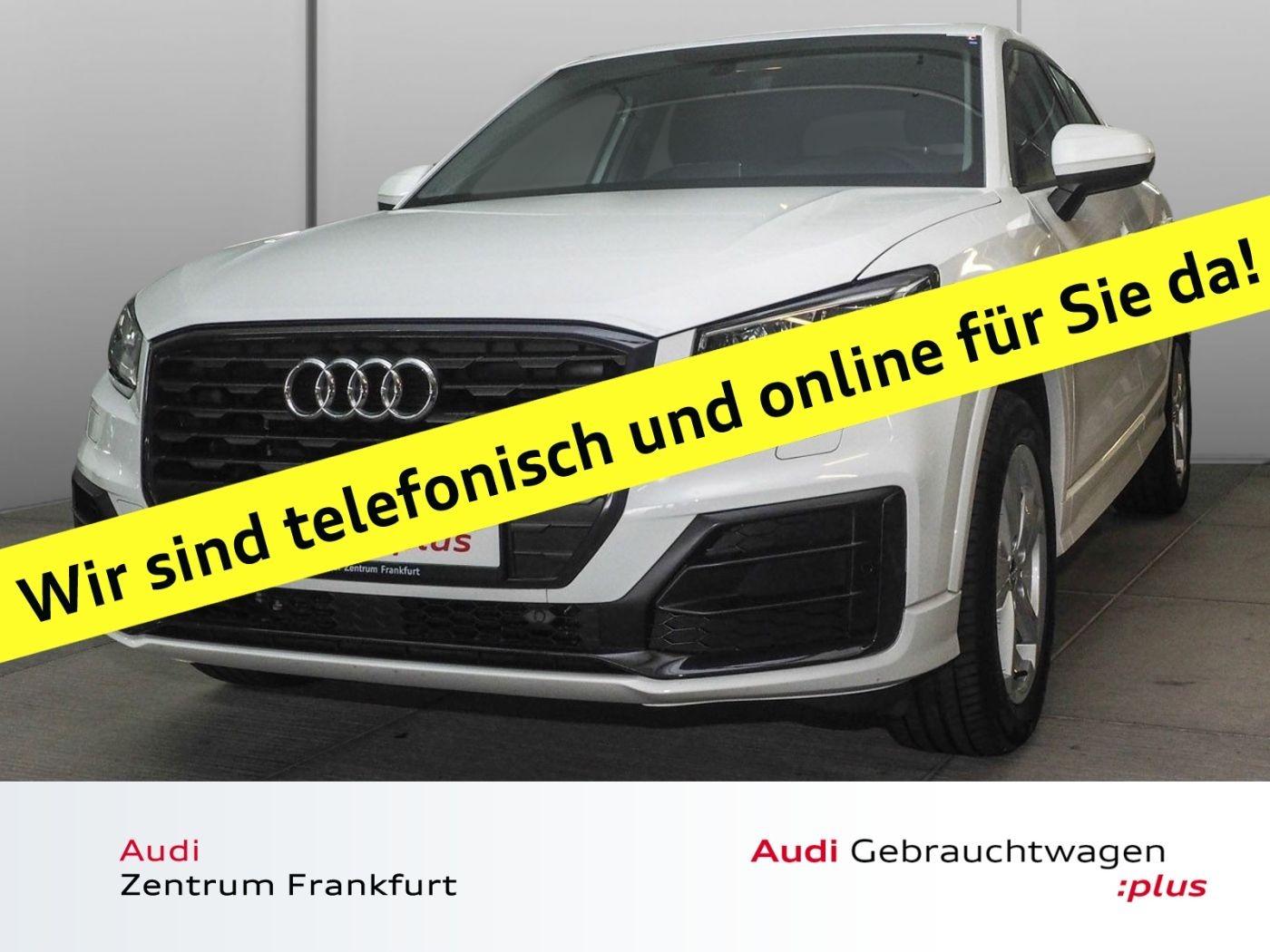 Audi Q2 1.4 TFSI S line Navi LED PDC Tempomat Bluetooth, Jahr 2017, Benzin