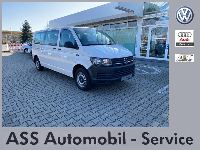 Volkswagen Transporter T6 Kombi 2.0 TDI 74kw 9-Sitzer, Jahr 2016, Diesel