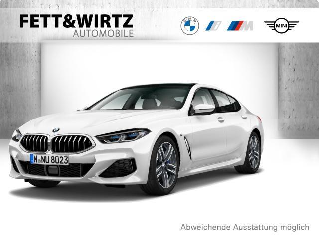 BMW 840i Gran Coupe M Sport Leas. ab 919,- br. o.Anz, Jahr 2020, Benzin