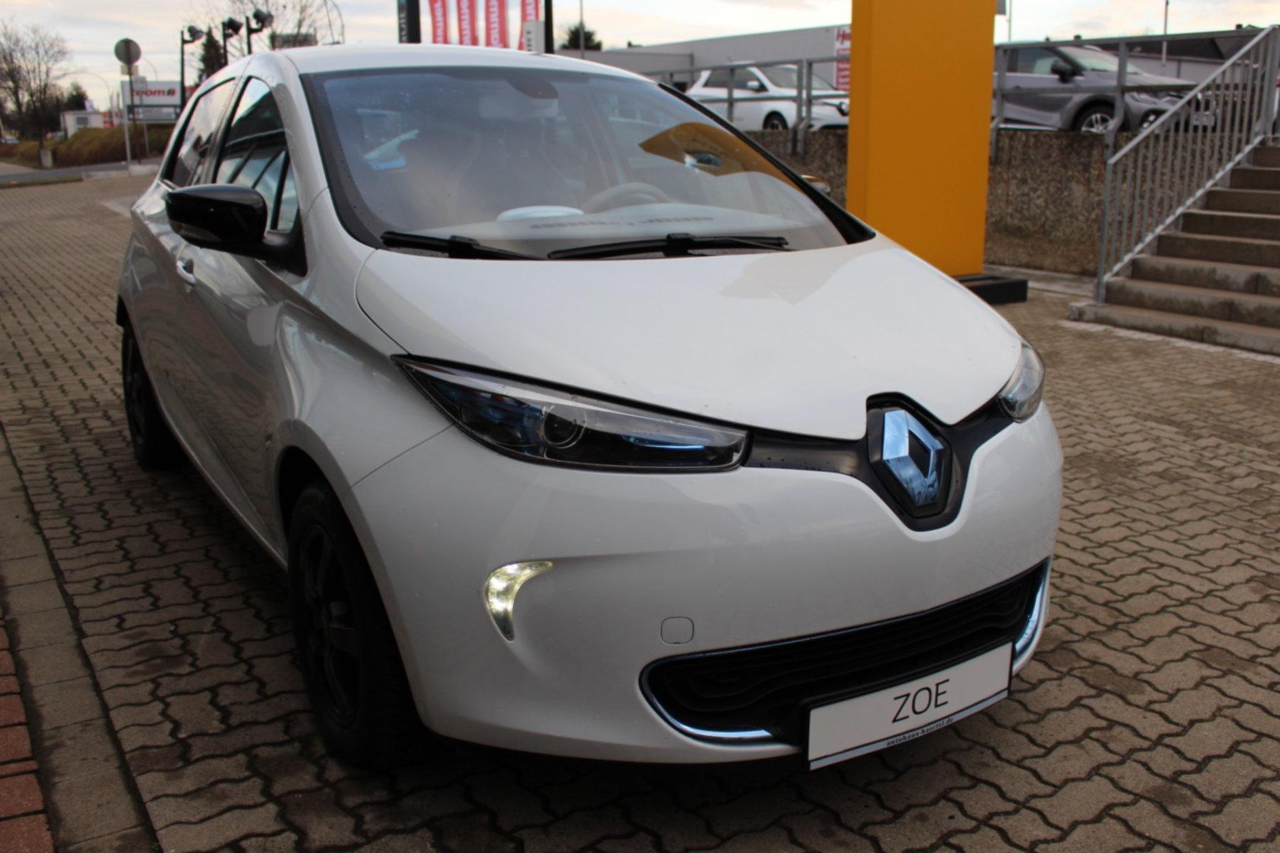 Renault ZOE Life R240 Batteriemiete +KLIMA+NAVI+PDC+BT, Jahr 2014, Elektro