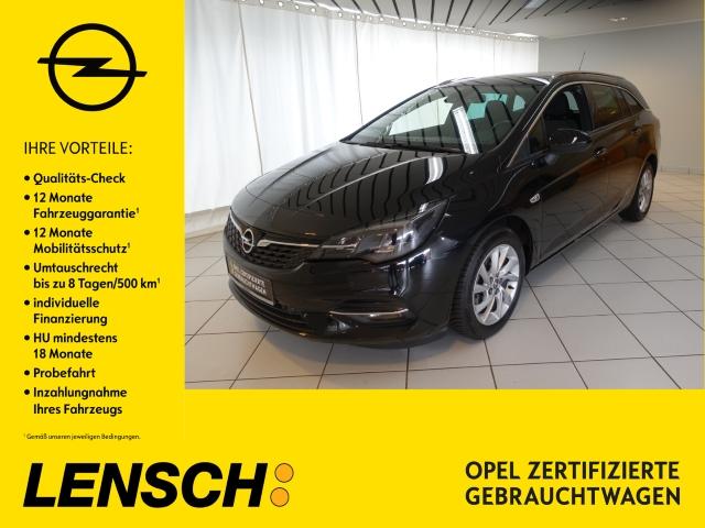 Opel Astra K ST Elegance 1.4 AUTOM+NAVI+SITZHZG+PDC, Jahr 2020, Benzin