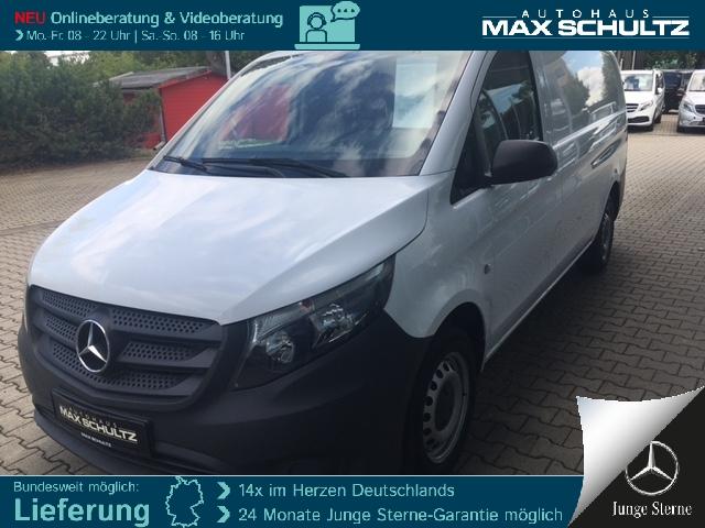 Mercedes-Benz Vito 111 CDI lang AHK*Tempomat*, Jahr 2017, Diesel