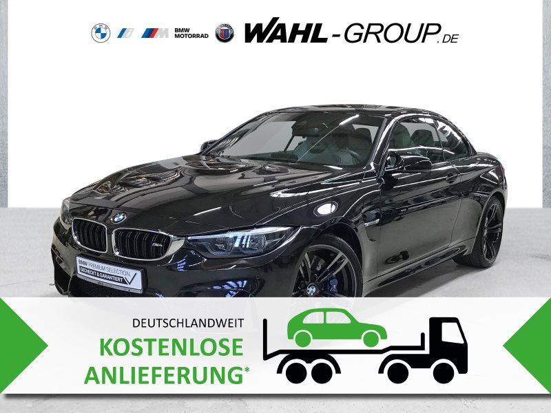 BMW M4 Cabrio DKG M Drivers P. Head-Up HK HiFi LED, Jahr 2017, Benzin