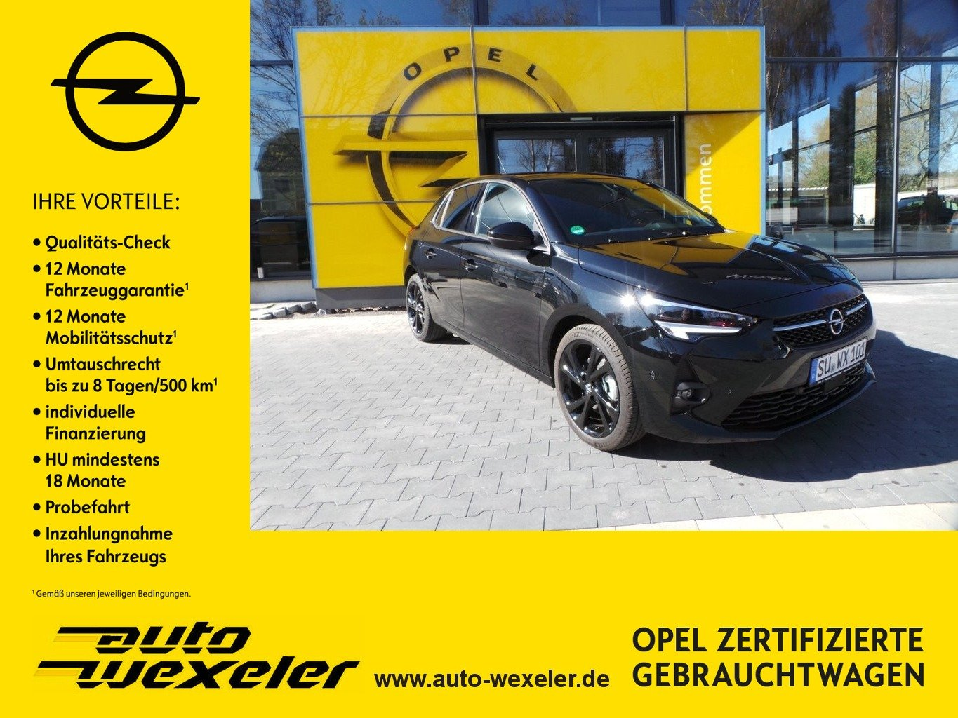 "Opel Corsa F GS Line,8St-AT,LED-Matrix,RFK,17"", Jahr 2020, petrol"