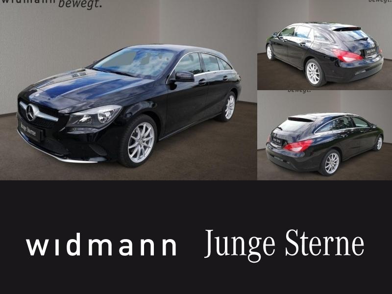 Mercedes-Benz CLA 200 SB *Rückfahrkamera*Navi*PDC*Sitzheizung*, Jahr 2017, Benzin