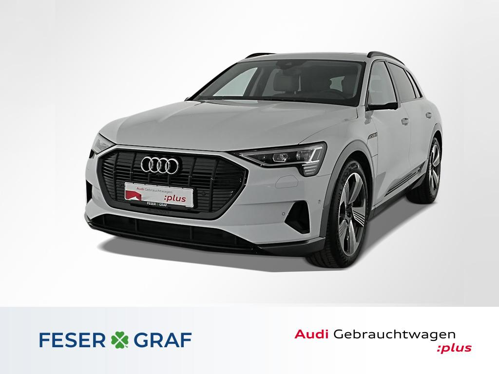 Audi e-tron adv 55 qu Sitzbel,Pano,HUD,AHK Nachtradar, Jahr 2020, Elektro