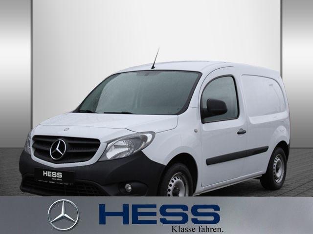 Mercedes-Benz Citan 109 CDI KASTEN+KLIMA+HECKTÜR, Jahr 2014, Diesel