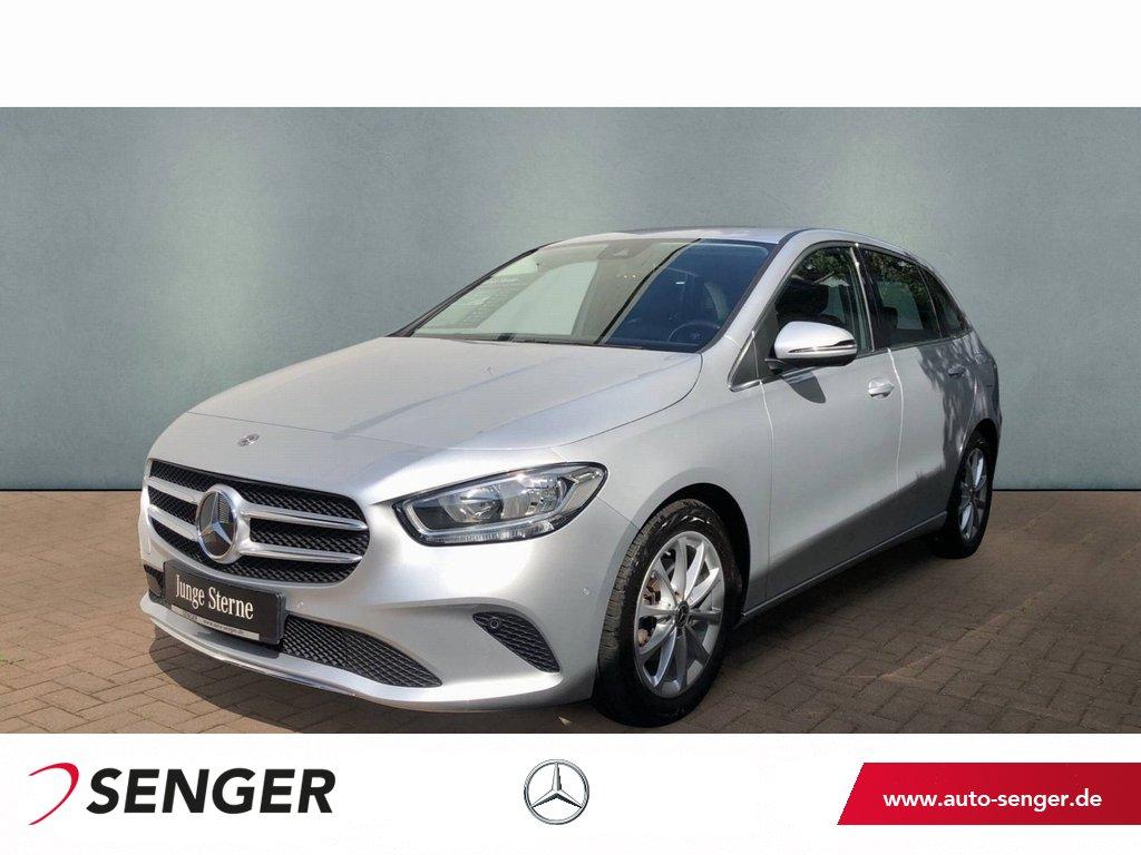 Mercedes-Benz B 180 d Progressive AHK Navigation Premium SHZ, Jahr 2020, Diesel