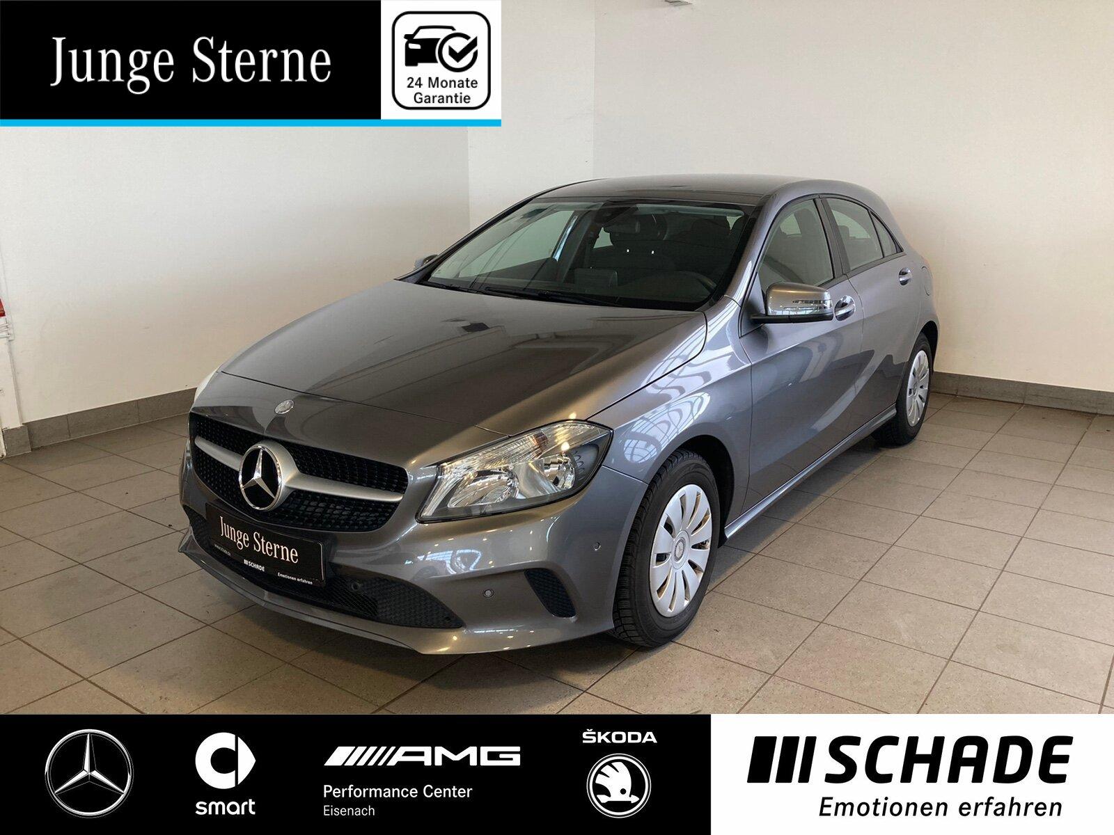 Mercedes-Benz A 180 Navi*Park-Assist.*Sitzheizung* Klima/R-CD, Jahr 2016, Benzin