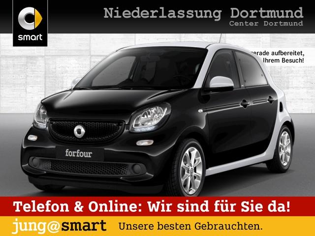 smart forfour 52kW passion cool&Audio Komfort Tempom, Jahr 2016, Benzin