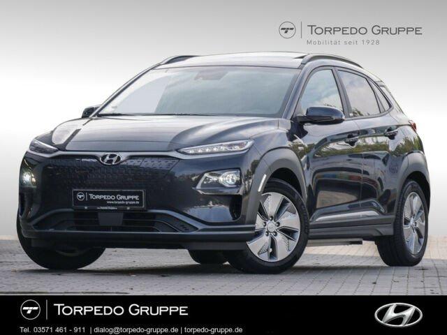 Hyundai KONA Electro (150kW) PREMIUM-Paket inkl. Sitzpak, Jahr 2020, Elektro