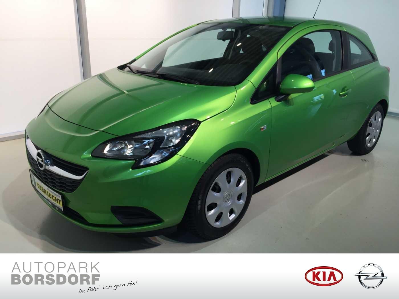 Opel Corsa E 1.2 Edition, Jahr 2016, Benzin