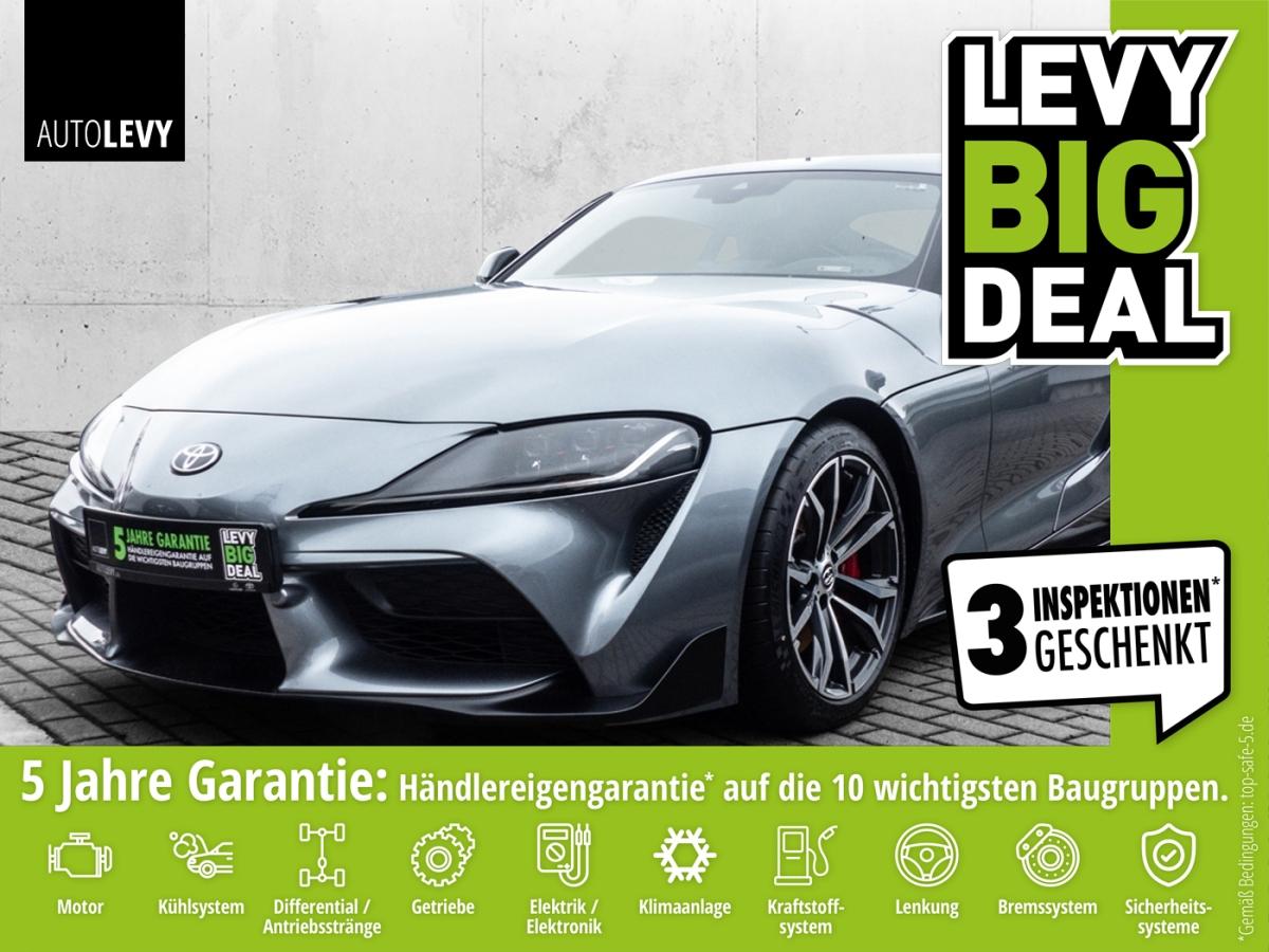 Toyota Supra GR 2.0 Dynamic Premium Paket *Leder*JBL*Na, Jahr 2020, Benzin