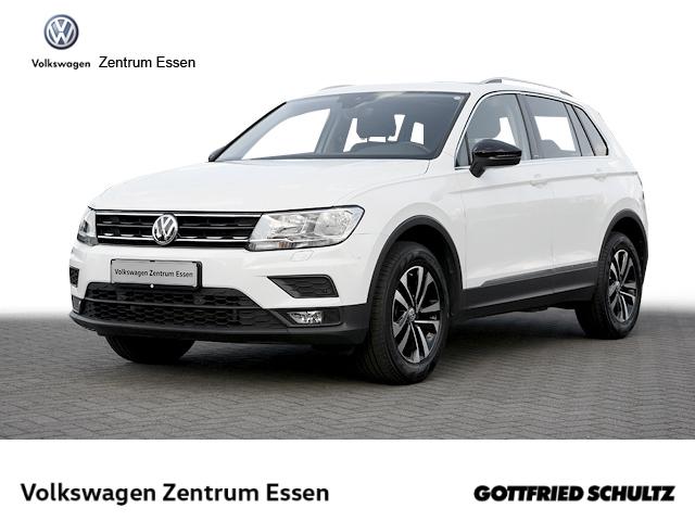 Volkswagen Tiguan IQ DRIVE 2.0 TDI DSG 4Motion Navi Pano AHK Alu17, Jahr 2019, Diesel