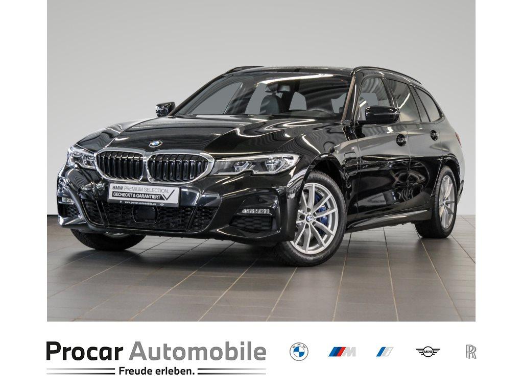BMW 330e xDrive Touring M Sport HuD Pano Laser HiFi DrivAssProf, Jahr 2020, Hybrid