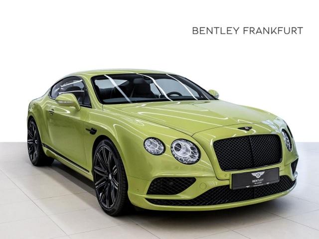 Bentley Continental GT V8 UNIKAT von BENTLEY FRANKFURT, Jahr 2017, Benzin