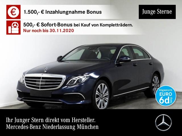 Mercedes-Benz E 220 d Exclusive Multi Wide LED Fahrass SHD 360, Jahr 2019, Diesel