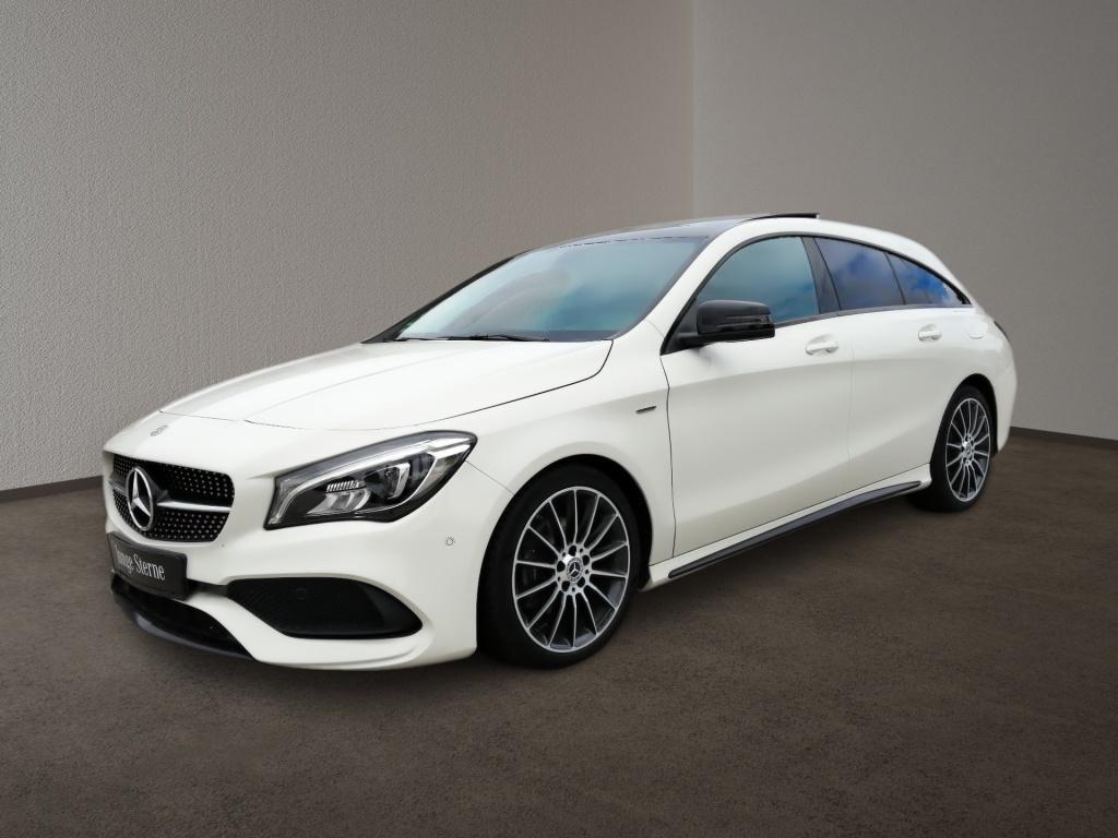 Mercedes-Benz CLA 200 SB *AMG*Pano*LED*Kamera*Ambi*SHZ*PDC*, Jahr 2017, Benzin