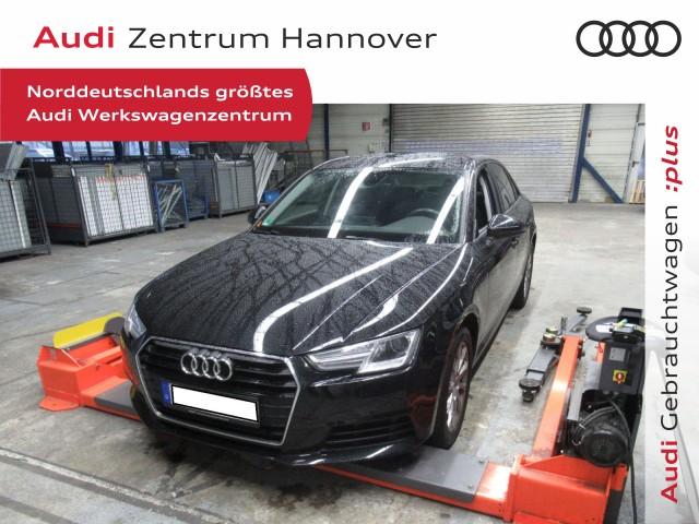 Audi A4 1.4 TFSI Xenon Navi AHZ PDC, Jahr 2017, Benzin