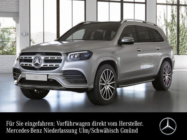 Mercedes-Benz GLS 580 4M AMG WideScreen 360° Airmat Stdhzg Pano, Jahr 2021, Benzin