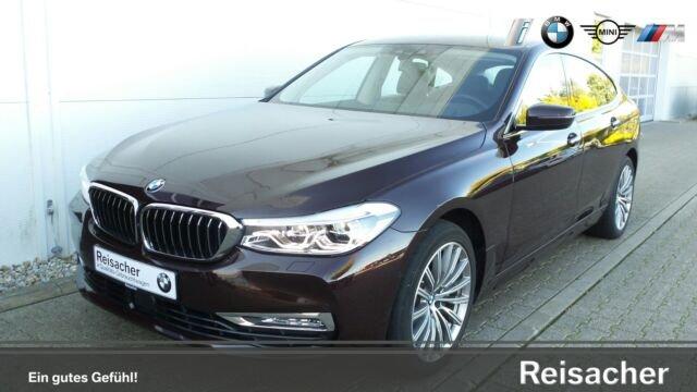 BMW 630 Gran Turismo d Sport-Aut. xDrive Luxury Line, Jahr 2017, diesel