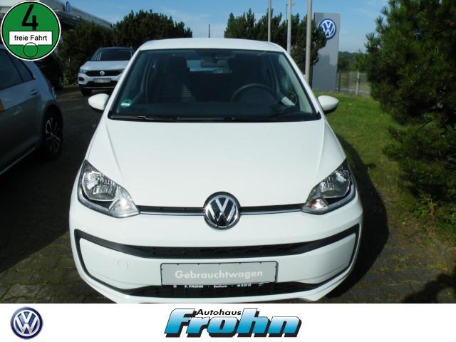 Volkswagen up! move up! (EURO 6d-TEMP) Klima Einparkhilfe, Jahr 2019, Benzin