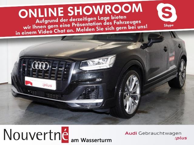 Audi SQ2 TFSI VC NaviPlus SQ2-Exterieur-Paket, Jahr 2020, Benzin