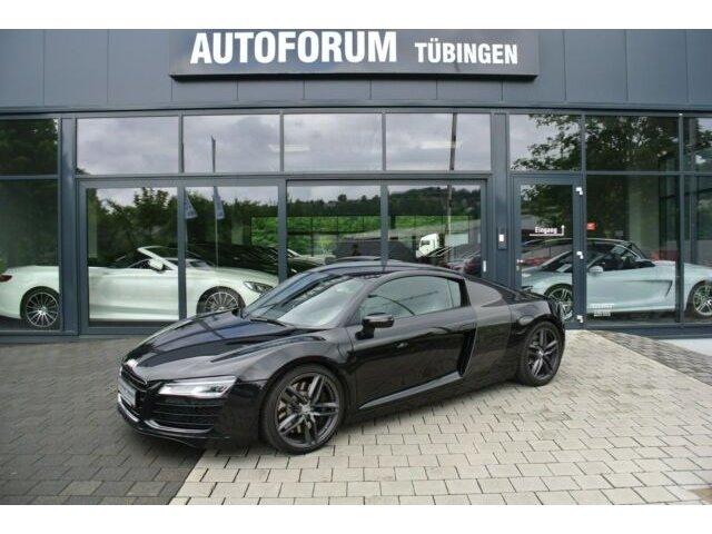 Audi R8 4.2 FSI S tronic quattro*B&O*KAMERA*CARBON*, Jahr 2014, petrol