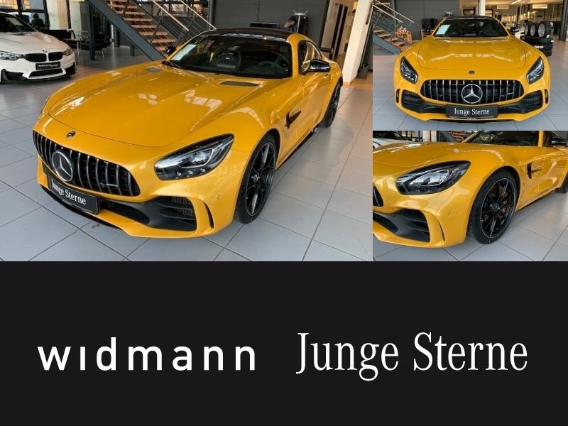 Mercedes-Benz AMG GT R *AMG Performance Sitze*Keramik-Bremse*, Jahr 2018, Benzin