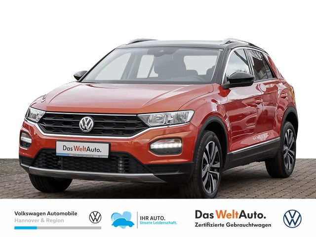 Volkswagen T-Roc 2.0 TDI DSG IQ.DRIVE Navi Park Assist AID ACC Kamera, Jahr 2019, Diesel
