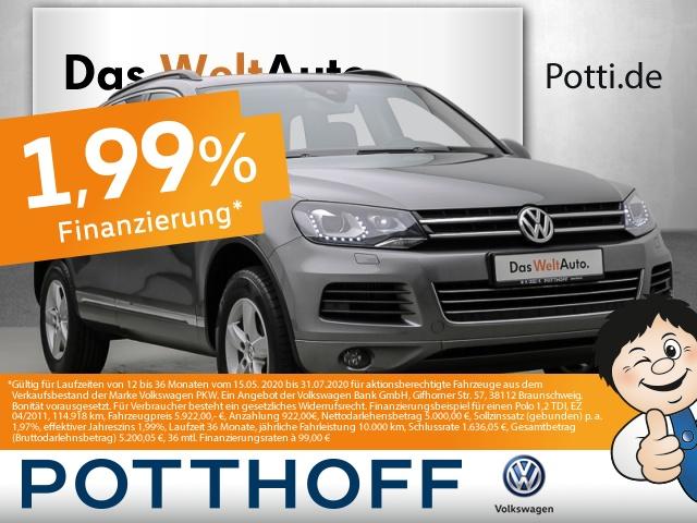 Volkswagen Touareg 3.0 V6 TDI BMT 4M Chrom Style AHK Navi, Jahr 2014, Diesel