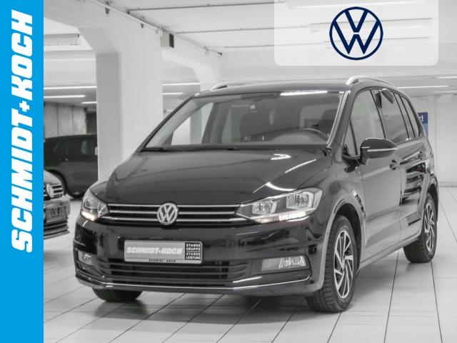 Volkswagen Touran 2.0 TDI BMT JOIN 7-Sitzer, DSG, Navi ACC, Jahr 2019, Diesel