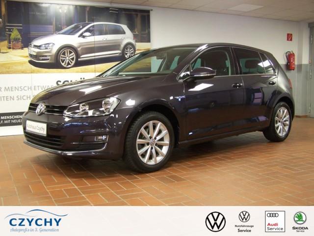 Volkswagen Golf VII 1,2 l TSI Lounge Climatonic/Sitzh./PDC, Jahr 2015, Benzin