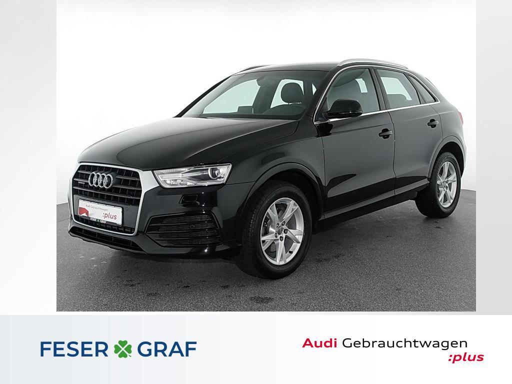 Audi Q3 sport 2.0 TFSI qu.S tronic Leder,Navi,Kamera, Jahr 2018, Benzin