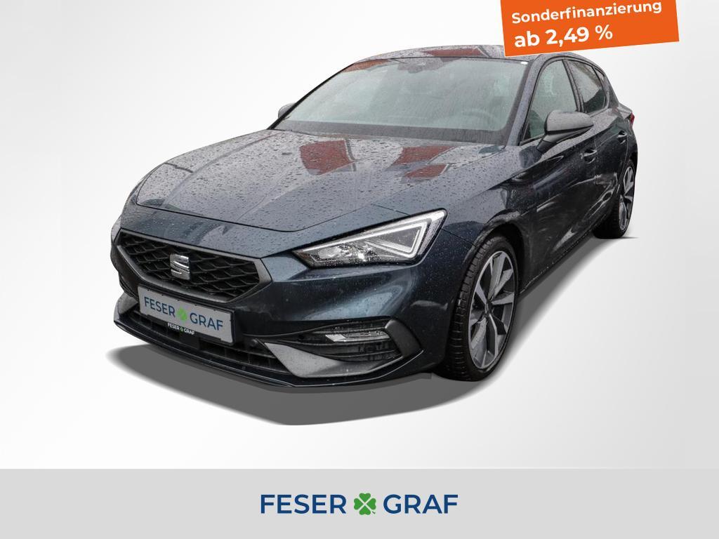 Seat Leon FR 1.5 eTSI 110kW DSG Navi Kamera, Jahr 2020, Benzin