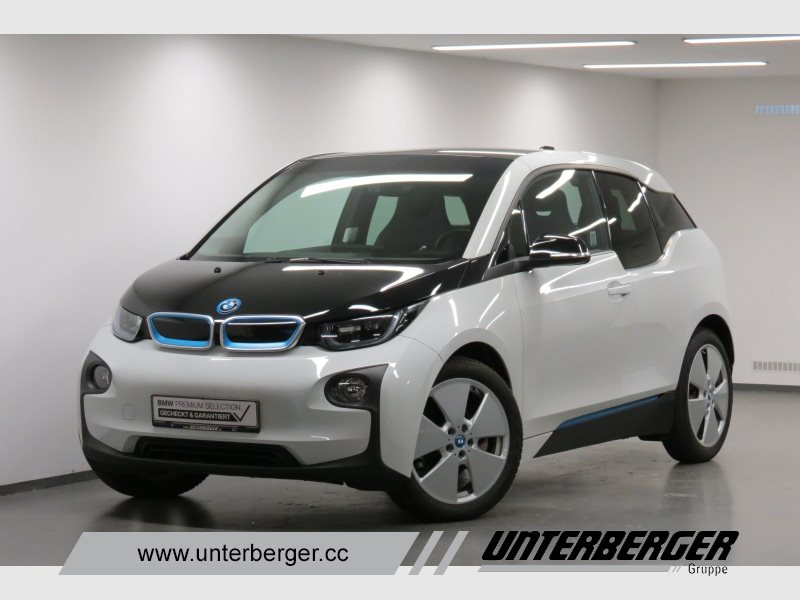 BMW i3 LED Navi Prof. Tempomat Klimaaut. Shz PDC, Jahr 2015, Elektro