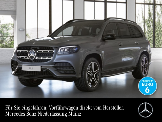 Mercedes-Benz GLS 350 d 4M AMG WideScreen 360° Pano, Jahr 2021, Diesel