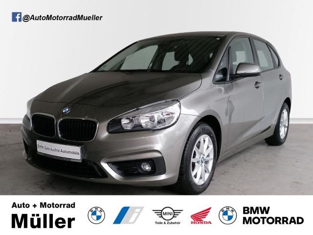 BMW 218 i AT Advantage Navi Sitzheiz. Parkassistent, Jahr 2015, Benzin