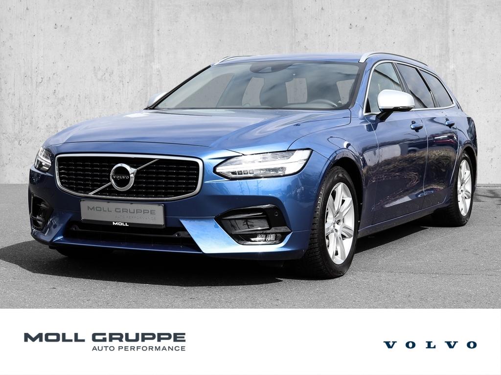Volvo V90 Kombi R Design D3 ACC LED Keyless ACC Sportp, Jahr 2018, Diesel
