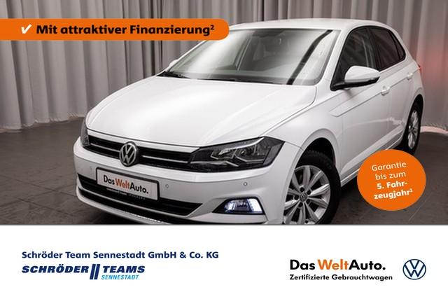 Volkswagen Polo 1.0 BMT Highline Active Info,Navi,Telefon,Sitzheizung, Jahr 2019, Benzin